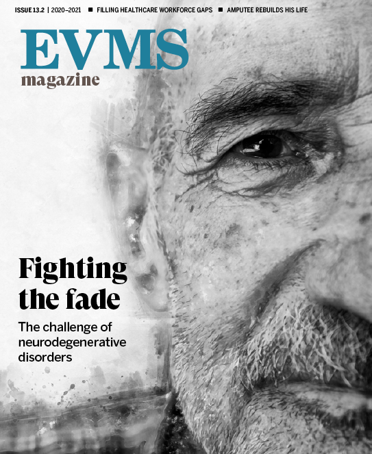 Cover image for EVMS Magazine issue 13.2