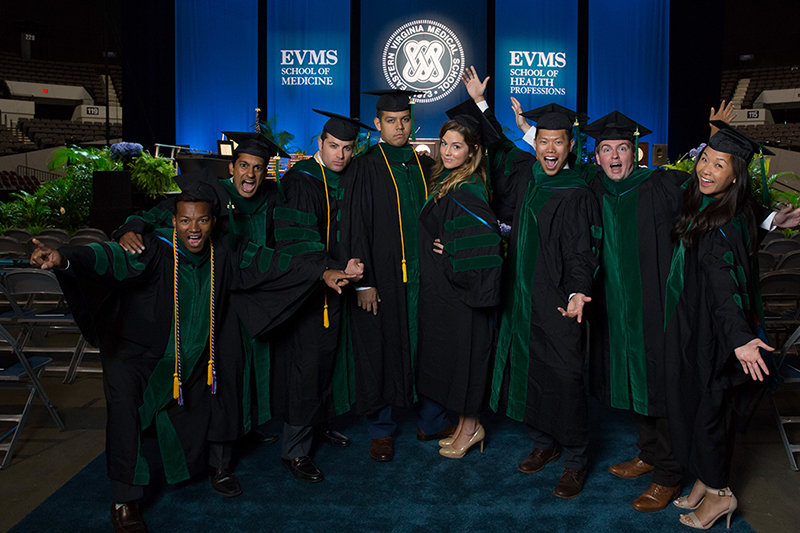 EVMS Commencement 800x533