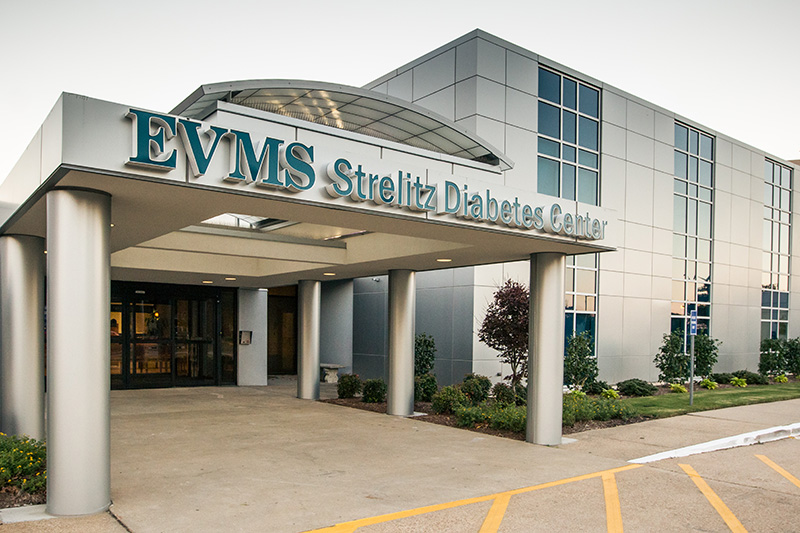 The Sentara Norfolk General Hospital (SNGH) diabetes and endocrinology program – a collaborative effort with EVMS experts in diabetes and endocrinology – is one of the nation's top 50 hospital-based programs, according to the latest ranking from U.S. News & World Report.