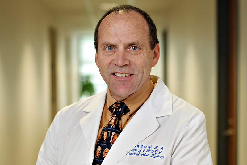Steven Warsof, MD, Professor of Obstetrics and Gynecology, has been named an honorary member of the Israeli Society of Obstetrics and Gynecology.