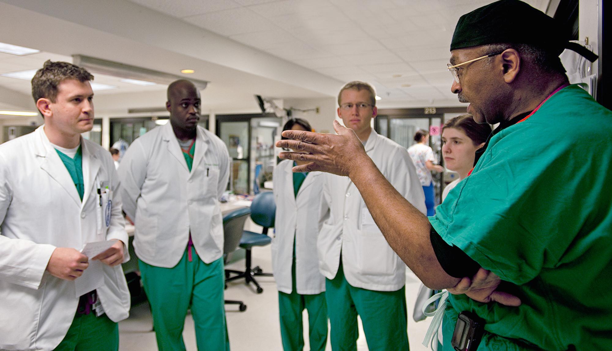 Surgical Critical Care Fellowship - Eastern Virginia Medical