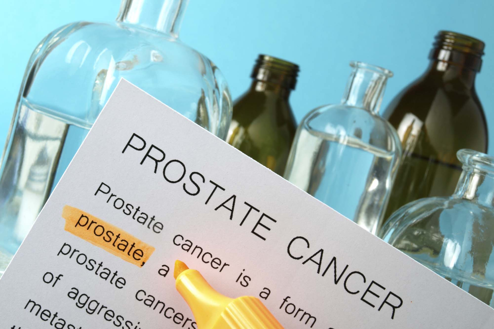 Most men don't have any prostate cancer symptoms in the early stages, which makes it extremely dangerous, but there are a few warning signs to keep in mind.