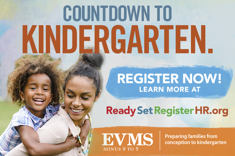 Countdown to Kindergarten campaign
