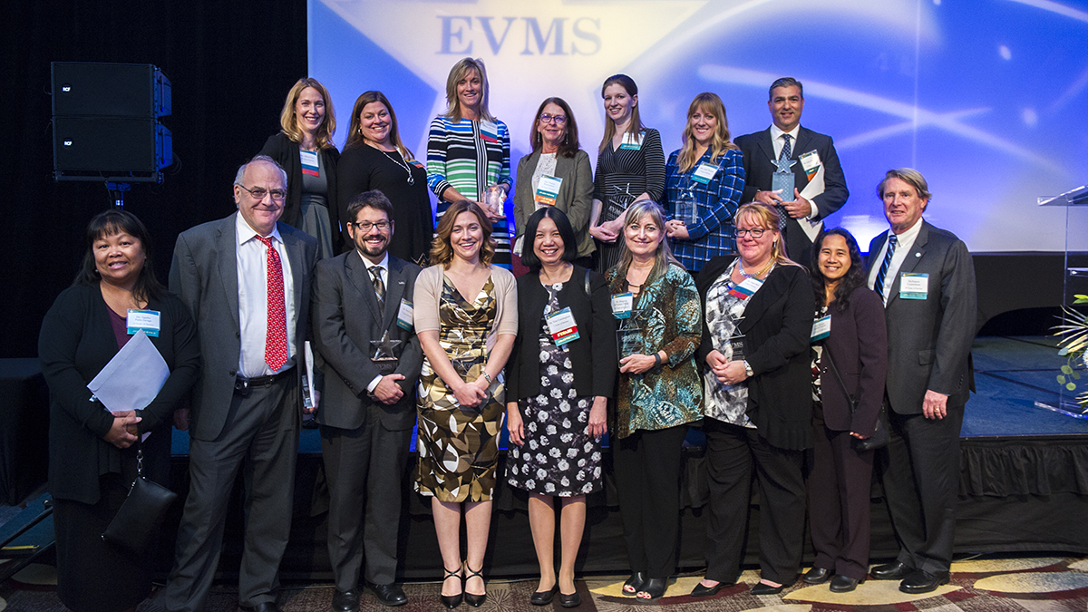 Recipients of 2016 President's Awards