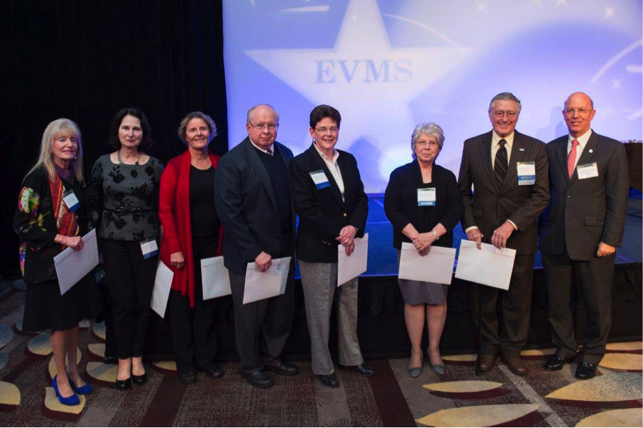 EVMS honors faculty at annual awards copy