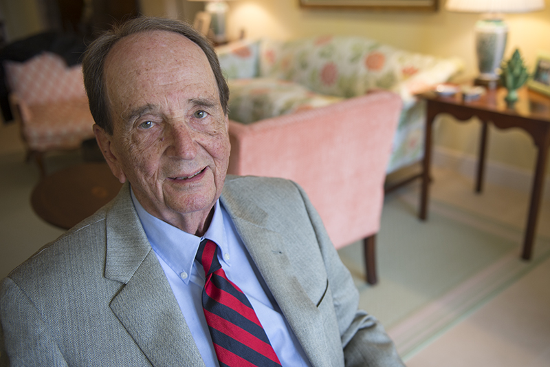 Toy Savage Jr., an attorney, former state legislator and key supporter who wrote the enabling legislation that created EVMS, has died at the age of 96.