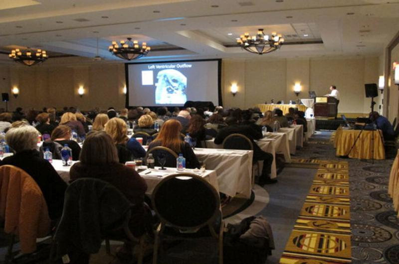 ‌Hundreds of medical professionals from across the country gathered in November for the 18th Annual Mid-Atlantic Ultrasound Symposium in Obstetrics and Gynecology.