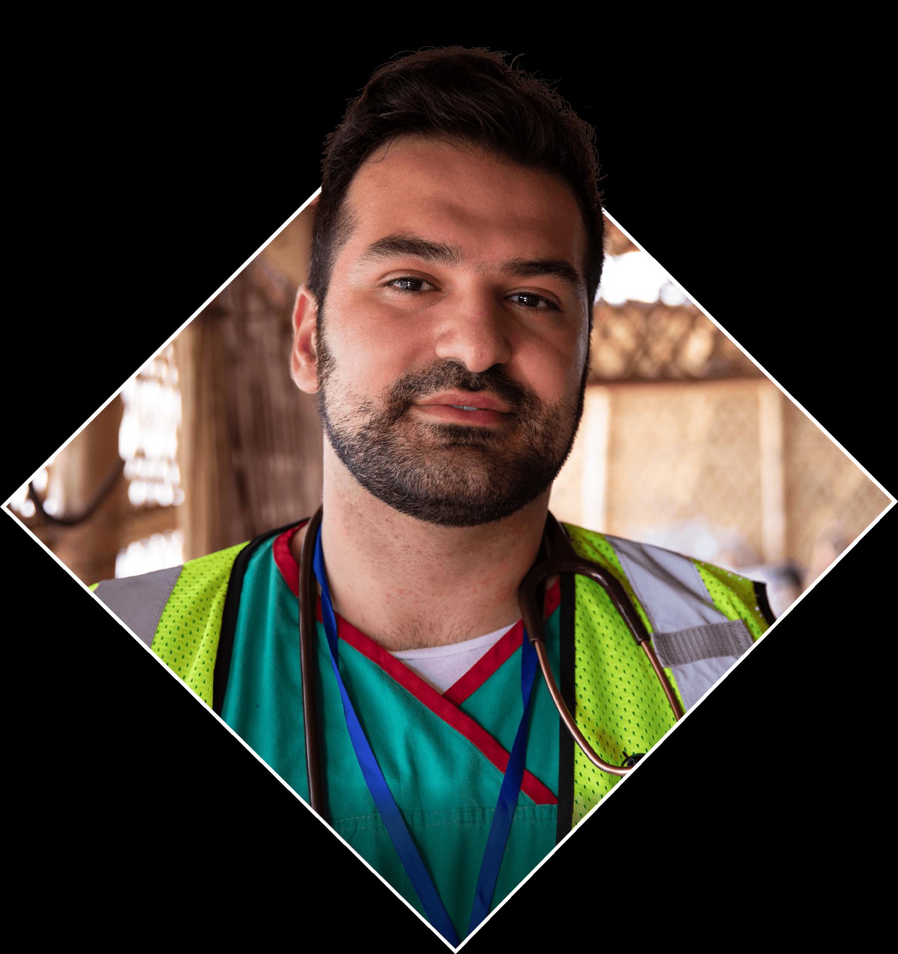 Samir Abu-Hamad, MD Class of 2020