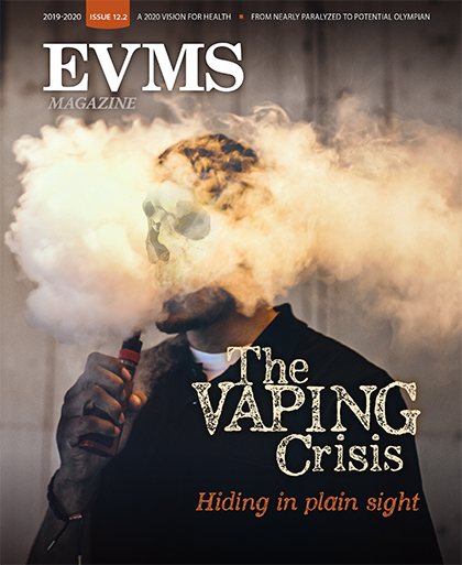 Cover image for EVMS Magazine issue 12.2