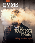 Cover of EVMS Magazine Volume 12 Issue 2