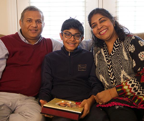 Dr. Sunita Dodani and Family
