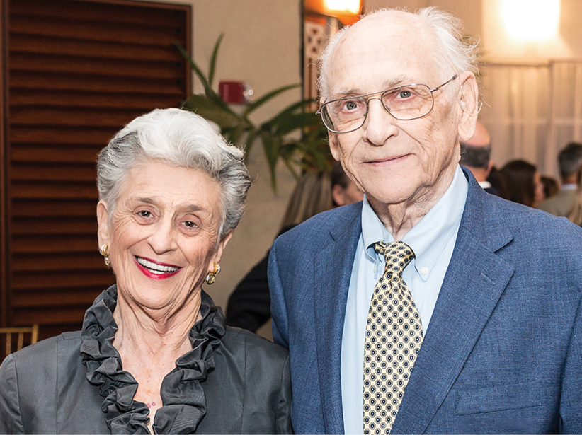 The building is named in recognition of a gift from the Leah and Richard Waitzer Foundation, the largest family gift ever made to EVMS. Leah Waitzer and the late Richard Waitzer, along with their sons, Bradley and Edwin, have been longstanding supporters of EVMS.