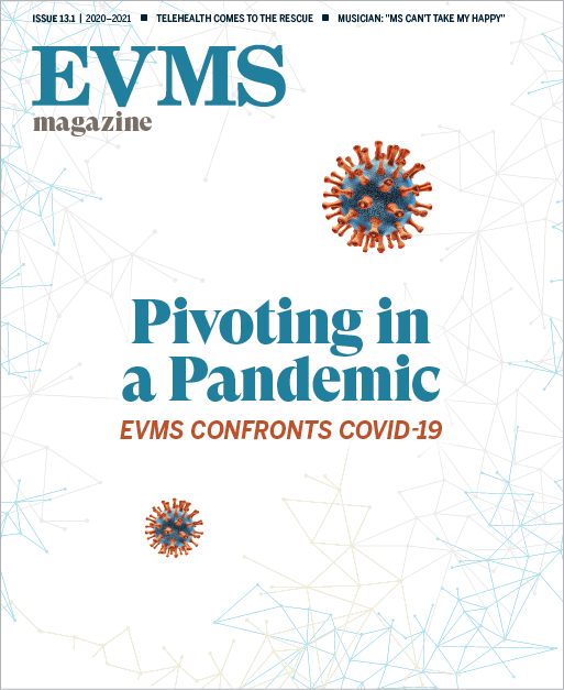 Cover image for EVMS Magazine issue 13.1