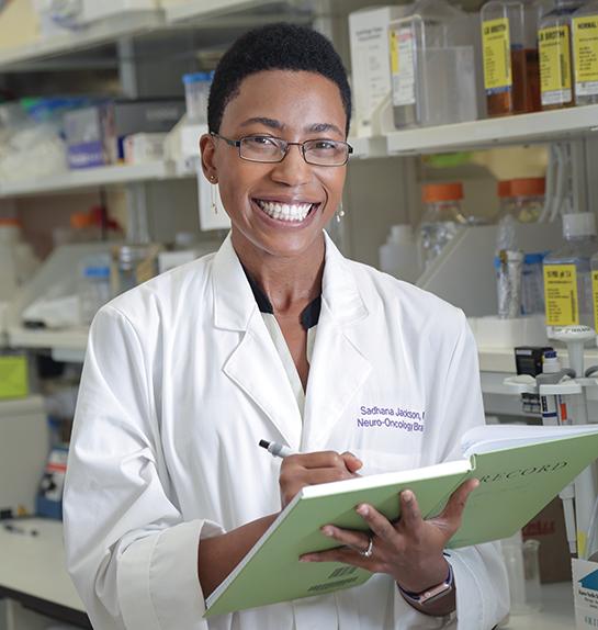 Dr. Sadhana Jackson
