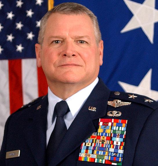 Maj. Gen. Jerry Fenwick, MD