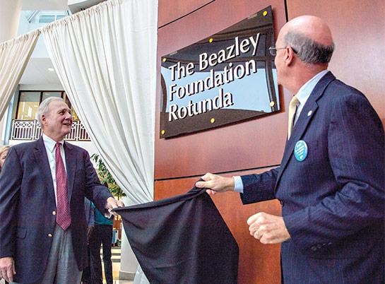 Beazley Foundation Rotunda