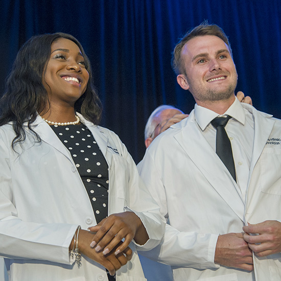 PA White Coat coverage