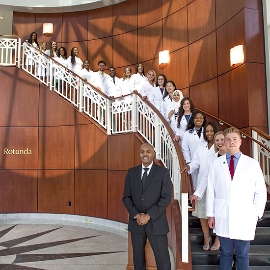 SA White Coat coverage