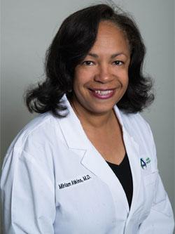 Photo of Miriam Atkins, MD