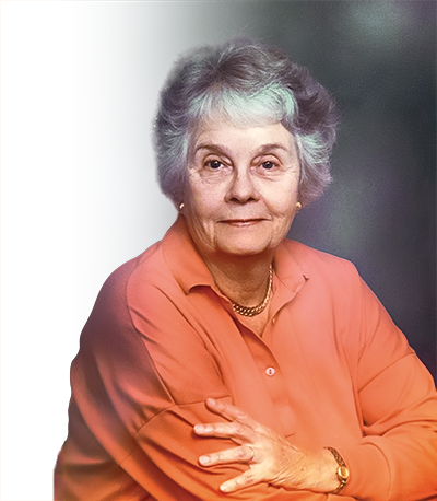 Headshot of Virginia Gelnnan Ferguson