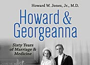 'Howard and Georgeanna' book cover