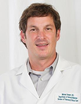 Dr. Michael Hooper, Assistant Professor of Internal Medicine