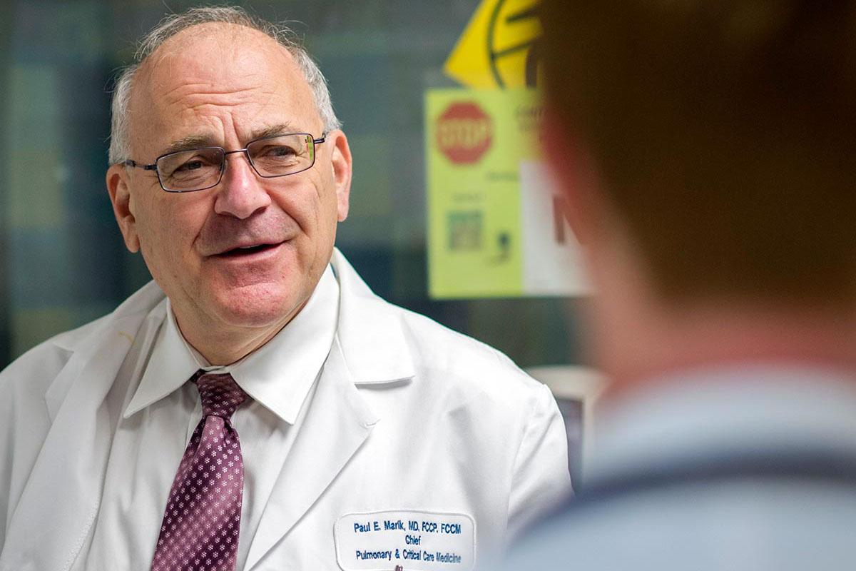 Dr. Paul Marik, MBBCh.