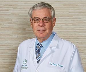 David Pariser, MD, Professor of Dermatology